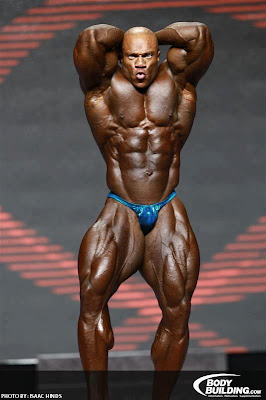 Phil Heath 2012 Mr. Olympia