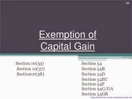 Capital Gains Account Scheme: Key Features & Tax Benefits