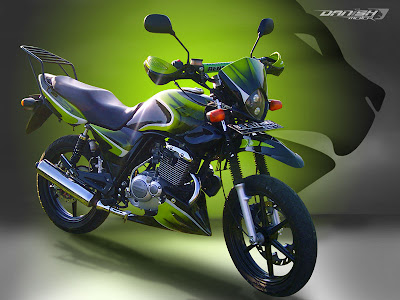thunder 125 modifikasi