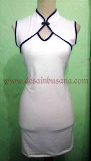 Model Baju Tanpa Lengan
