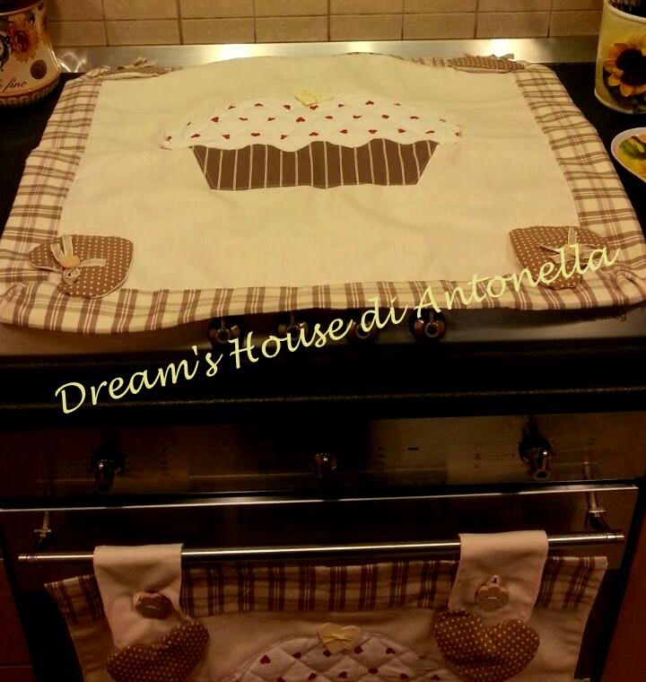 Dream 39 s house di antonella copri forno e copri piano cottura - Forno e piano cottura ...