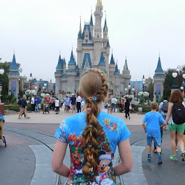 Hair Pictures at Disney World