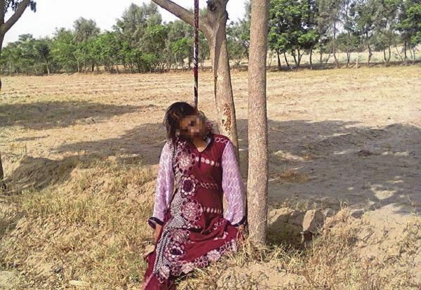 Dirogol Dan Digantung Di Pokok