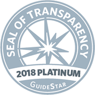 Platinum-Level of Transparency