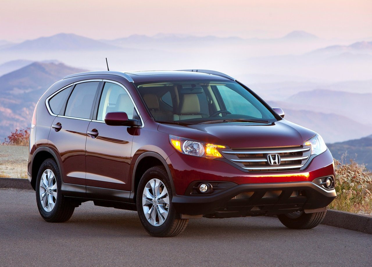 2012 honda cr v pics for Is a honda crv a suv