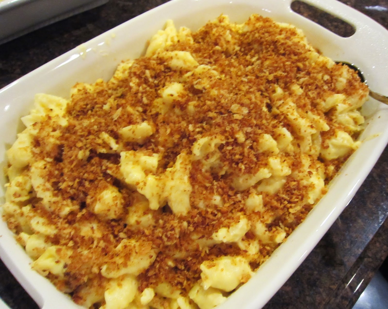 thanksgiving macaroni and cheese