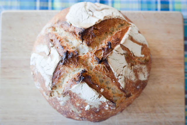 My favourite sourdough bread
