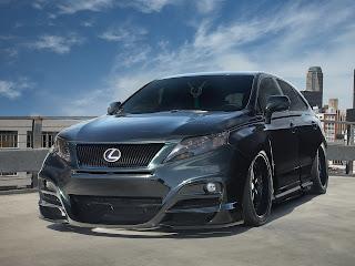 Lexus Tuning