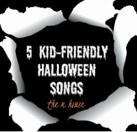 5 Kid-friendly Halloween Songs | The M House