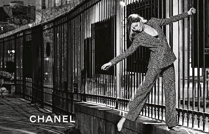 Chanel Spring/Summer 2015 Campaign featuring Gisele Bundchen