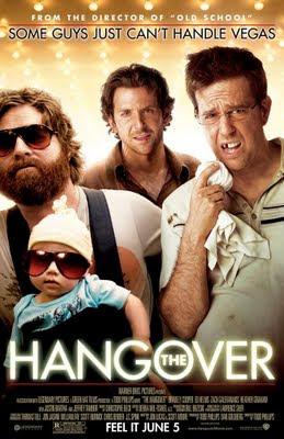 hr The Hangover poster ¿Que Paso Ayer? 1 (Resacón en Las Vegas) (2009) Español