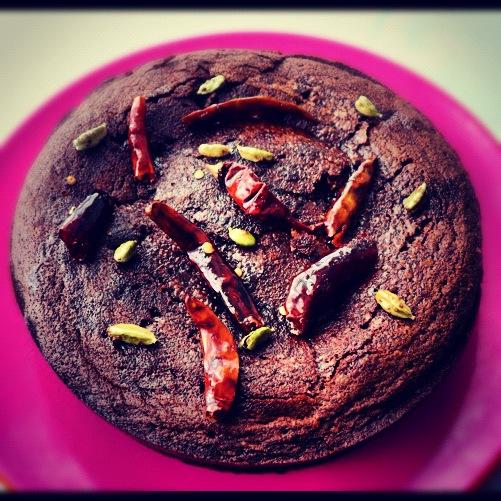 Chocolate Chilli Cake Recipes Uk