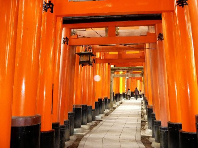 cosa vedere a kyoto, fushimi