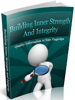 building inner strength and integrity