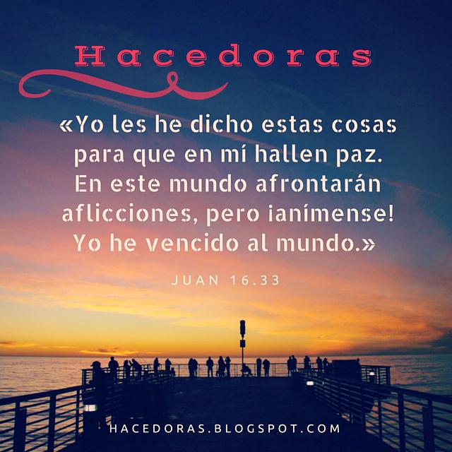 En Dios hallamos paz
