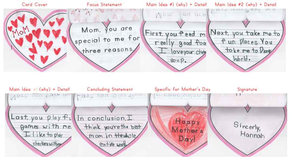 essay about mother love