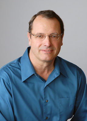 Clark Burbidge, author of Giants in the Land Trilogy