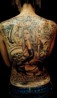 Mexican girl tattoo mexican girl tattoo designs 2011 for Mexican heritage tattoos