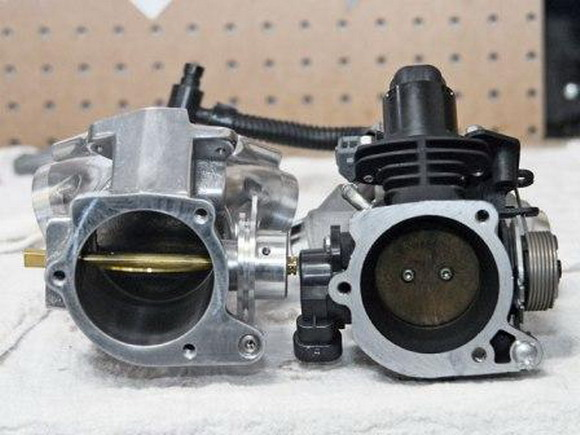 Harley Throttle Body Fuel Injection