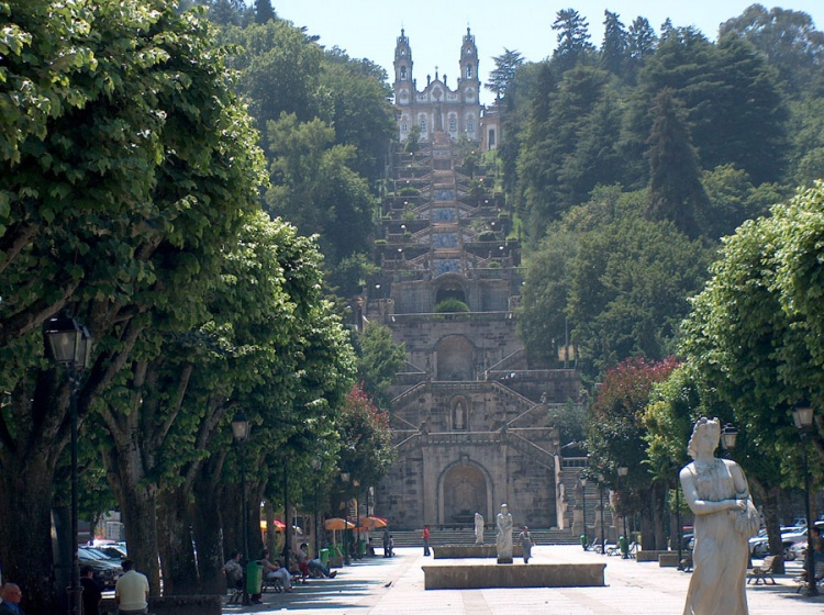Lamego Portugal  city photos : LAMEGO , PORTUGAL ~ Must See how To