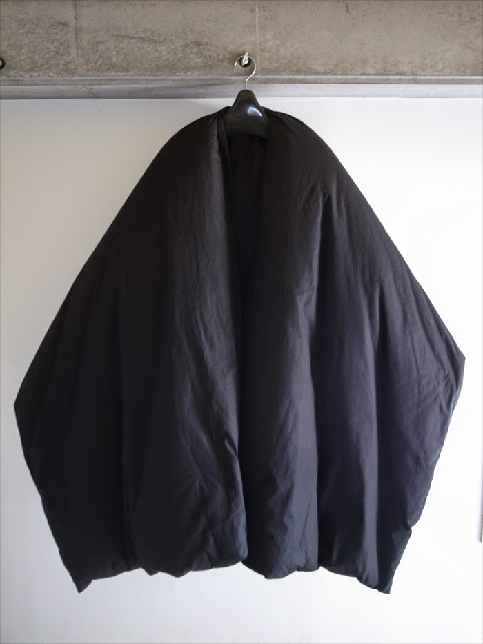 room boy pony: Yohji Yamamoto 2014AW Big Black Coat