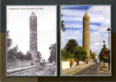 Gathering Then Now Condalkin tower