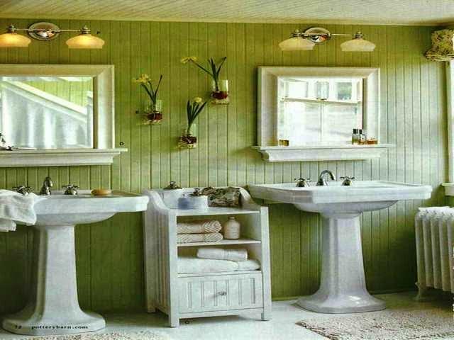 paint design ideas for bathrooms