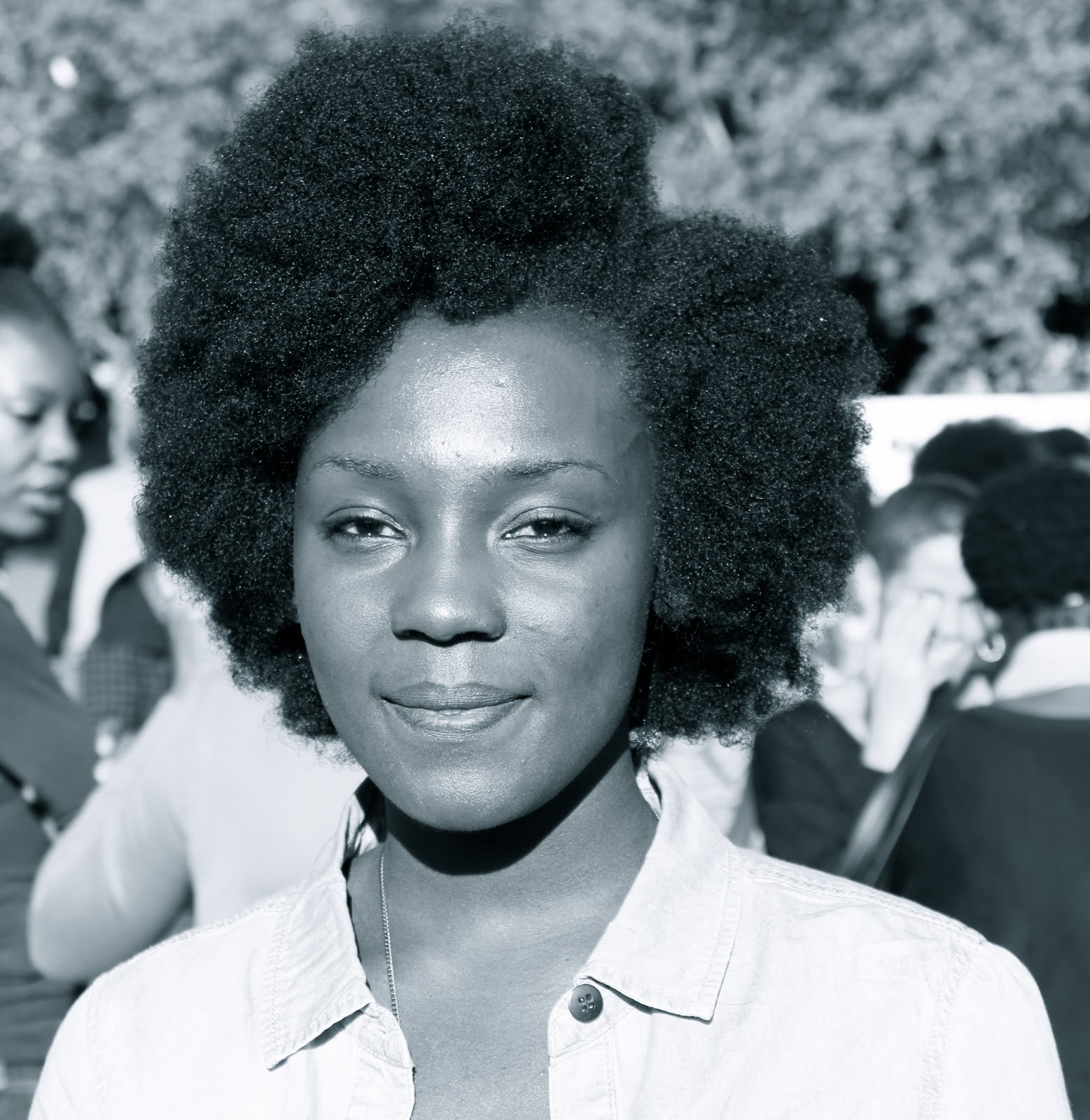 10 Pansy Black Beauty: Young Gifted And Black Beauty Of The Week Marie-Josée