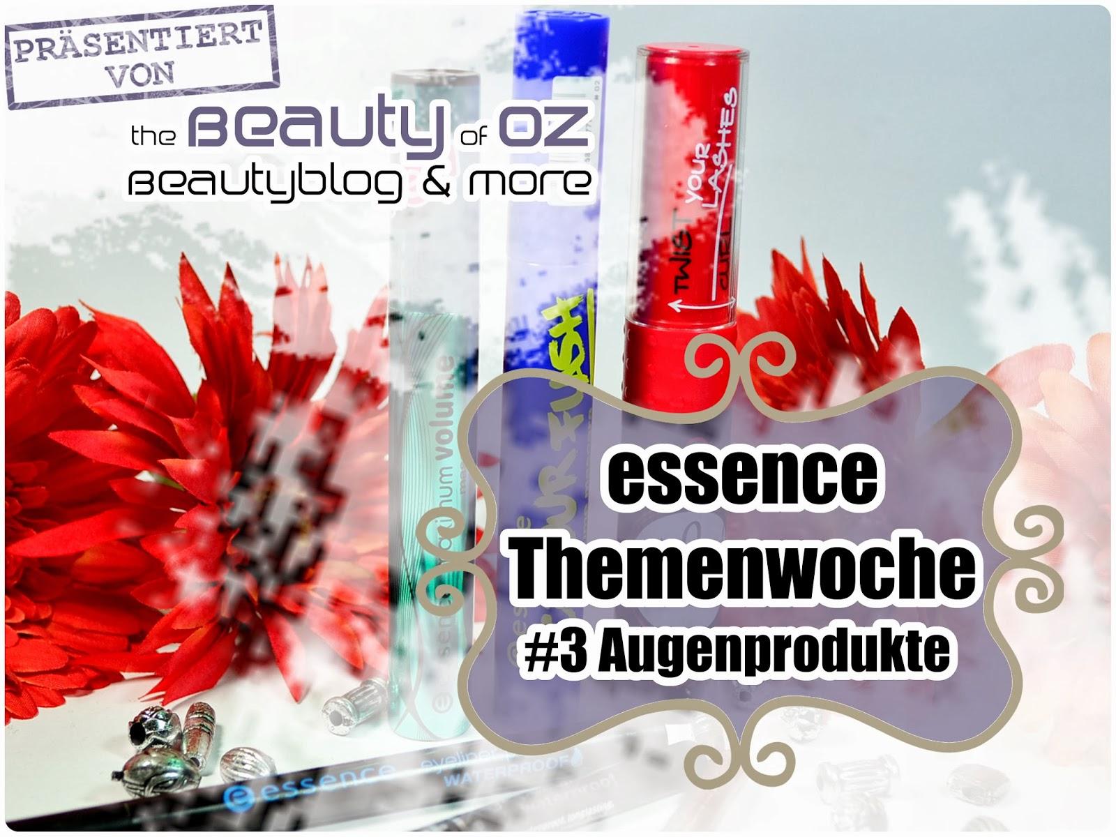 essence Neuheiten Augenprodukte im Frühjahr 2014