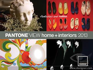 Tendencias de colores Pantone para el año 2013