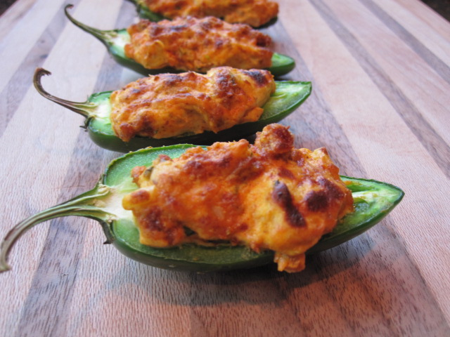 Stirring the Pot: Chorizo-Stuffed Jalapenos
