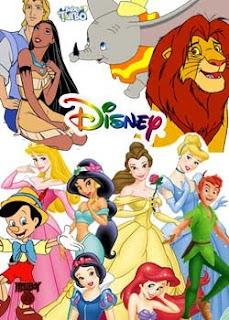 Filmes Disney – AVI – Dublados