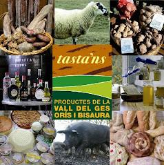 Tasta'ns - Productes de la Vall del Ges, Orís i Bisaura