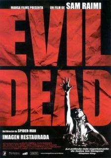 The Evil Dead (1981) DVDRip Latino