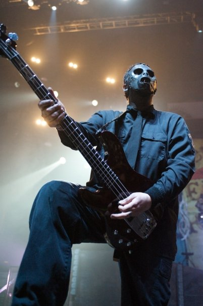 Slipknot Reveal Donnie Steele To Replace Deceased Bassist ...