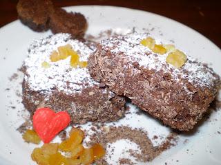 molleux al cioccolato
