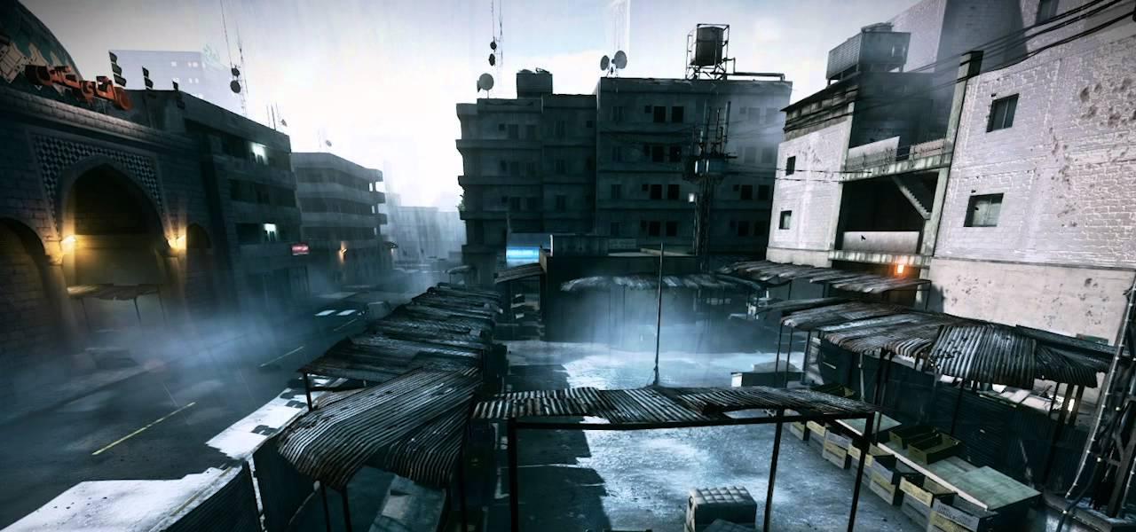 Visceral pode estar trabalhando em um remake do mapa Grand Bazaar para Battlefield Hardline