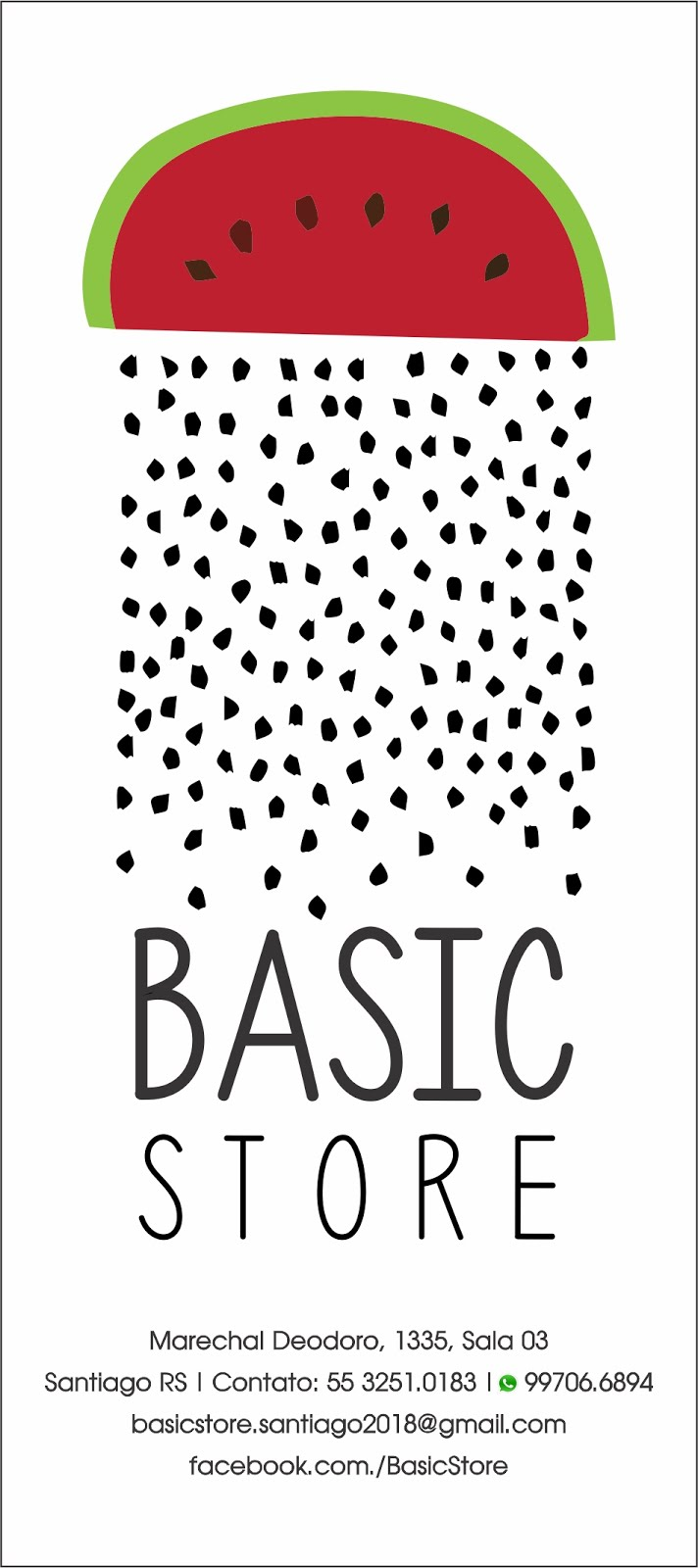 Basic Store em novo endereço!