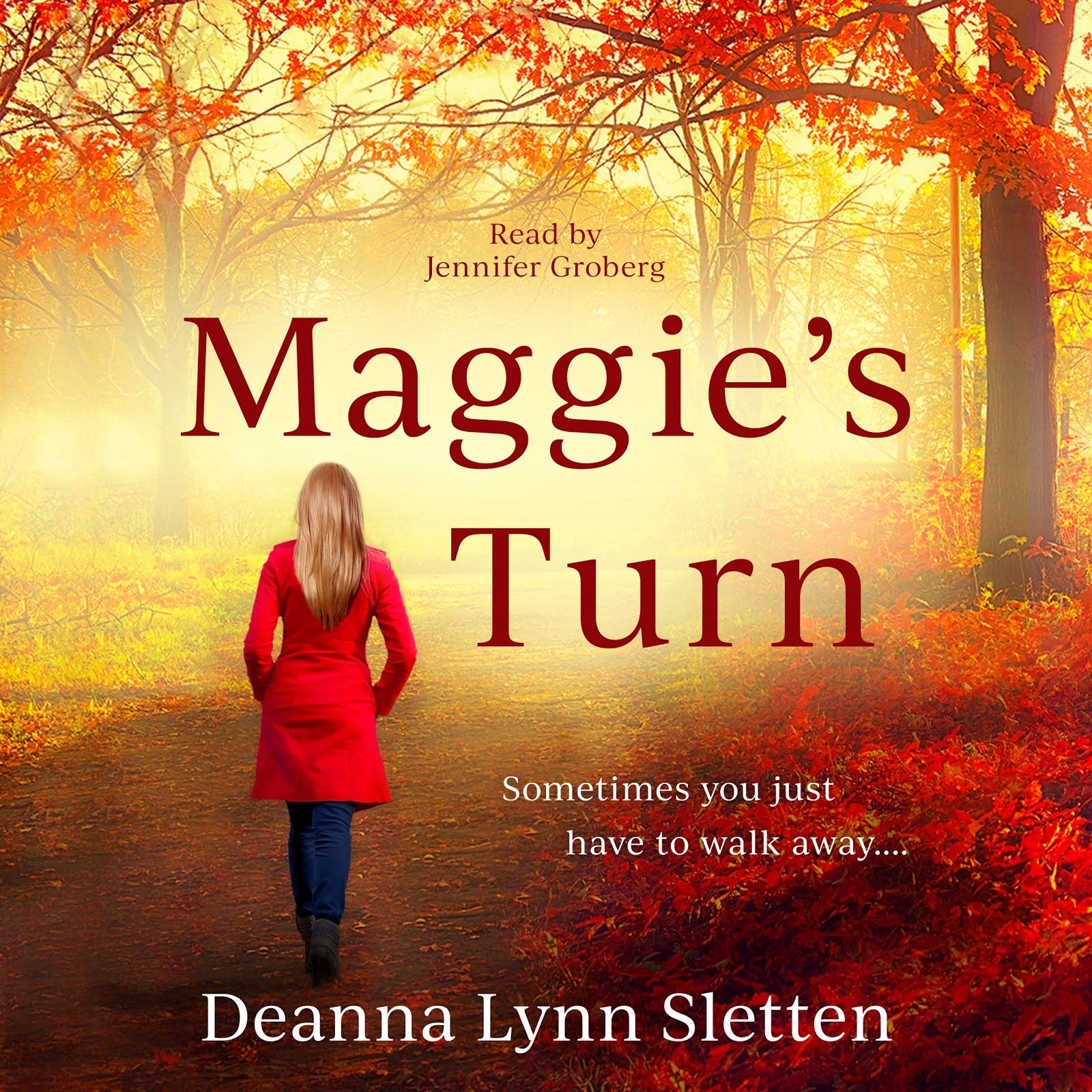 Maggie's Turn Audiobook