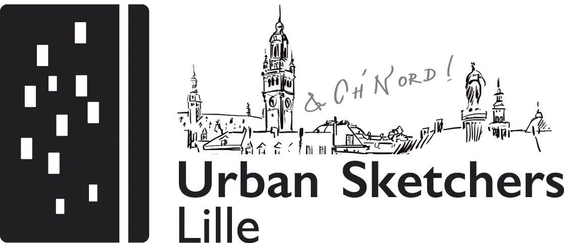 Urban Sketchers Lille & Ch'Nord !
