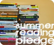 Summer Reading Pledge