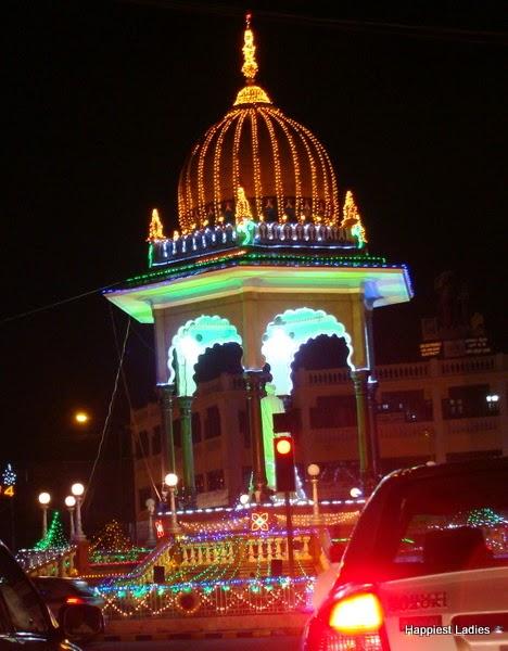 Mysore City Dasara Lighting - 1