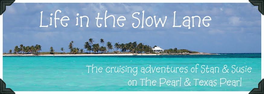 Life in the Slow Lane (The Pearl)