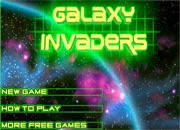 juegos de naves galaxy invaders