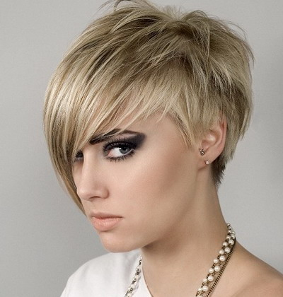 Short Hairstyles for Women 2013 Trend