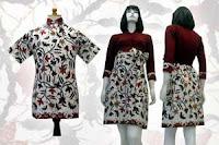Model Baju Batik Terbaru 1