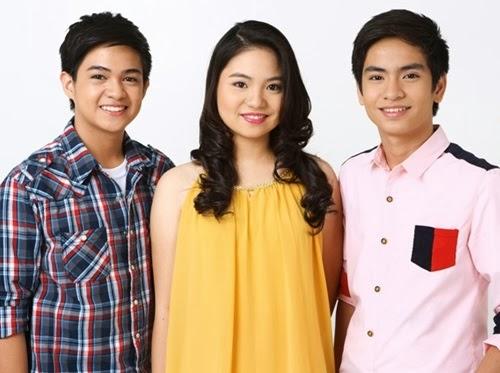 Sharlene San Pedro, Jairus Aquino and Francis Magundayao Topbill Wansapanataym Special 'Si Lulu at si Lily Liit'
