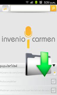 Invenio Carmen