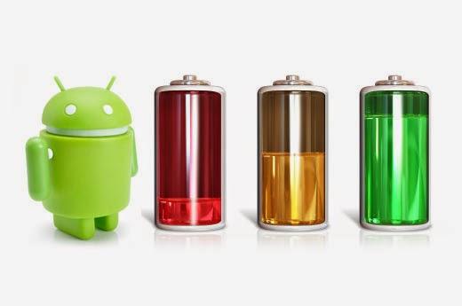 cara agar baterai android tetap awet dan tahan lama
