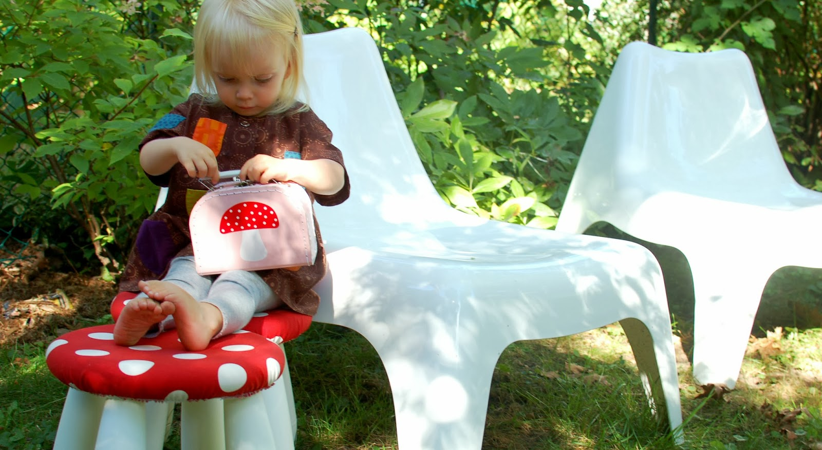 Diy mushroom chair -  Make A Wooden One For Lucy I Think The Vintage Ones Are Pretty Hard To Come Across In Finland But For Now I Ve Settled With A Little Diy Version
